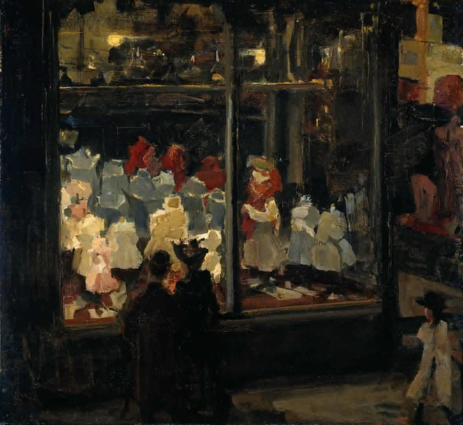 A Shop Window 1894-98